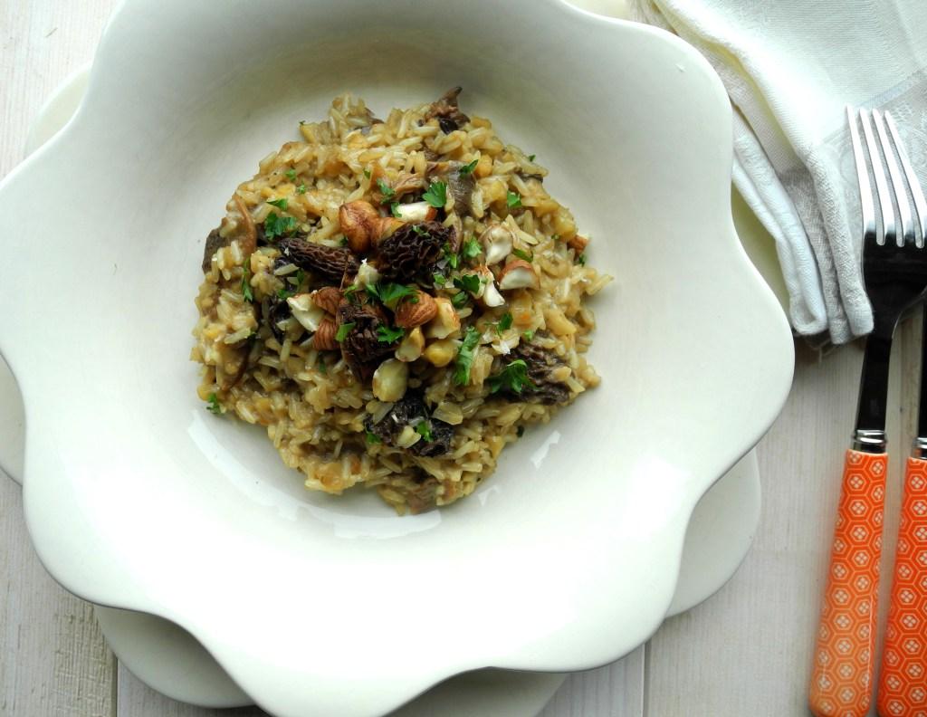 envie de riz et risotto