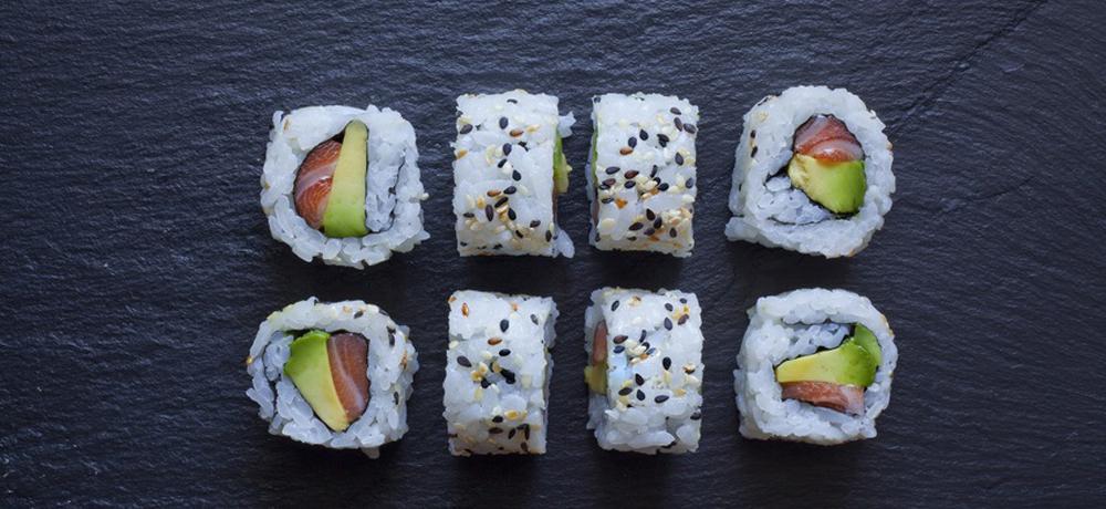 Recette bio Priméal : Sushi Californien et Maki