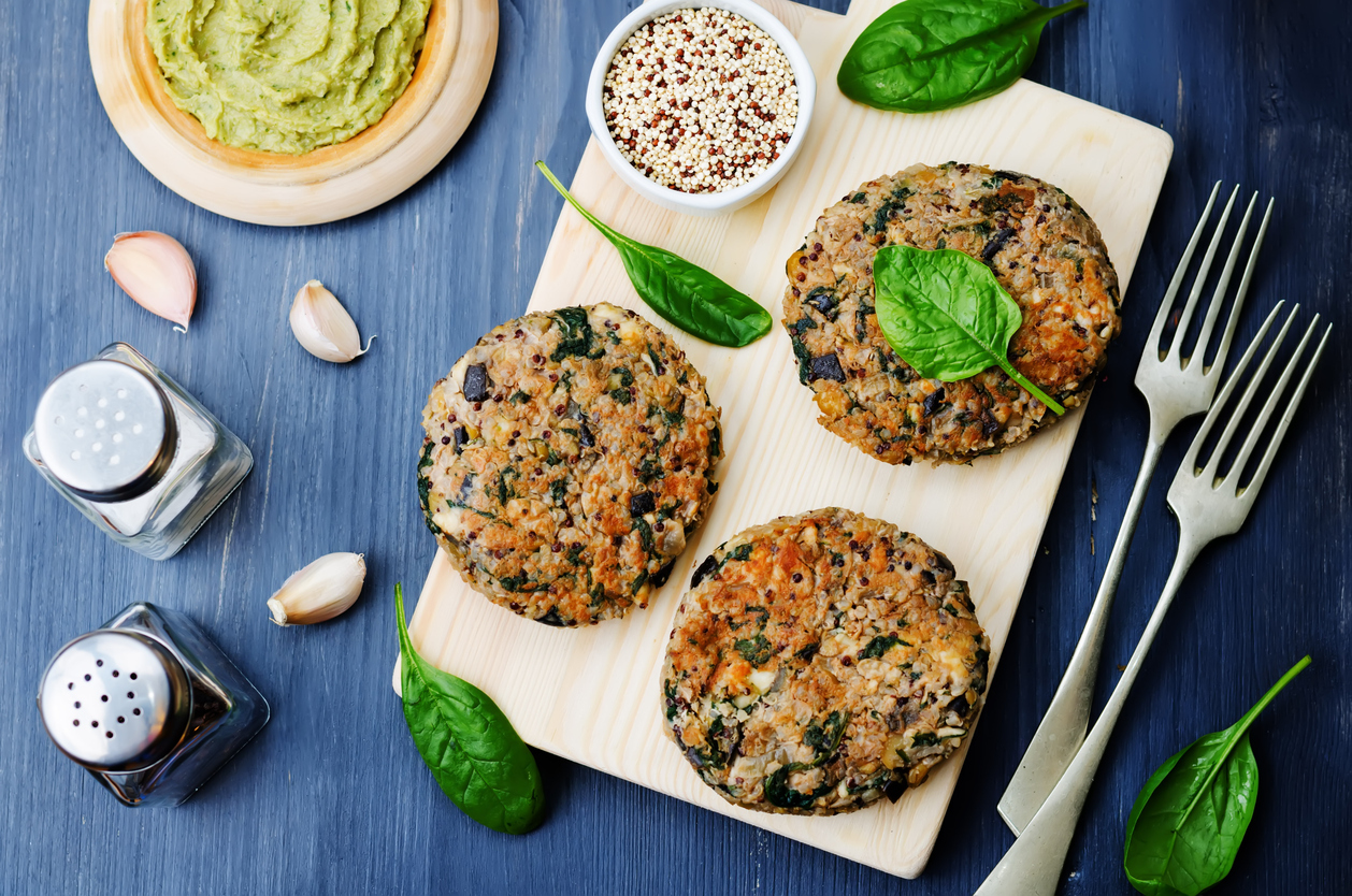 Repas Vegan équilibré, mode d'emploi : associer céréales et légumineuses