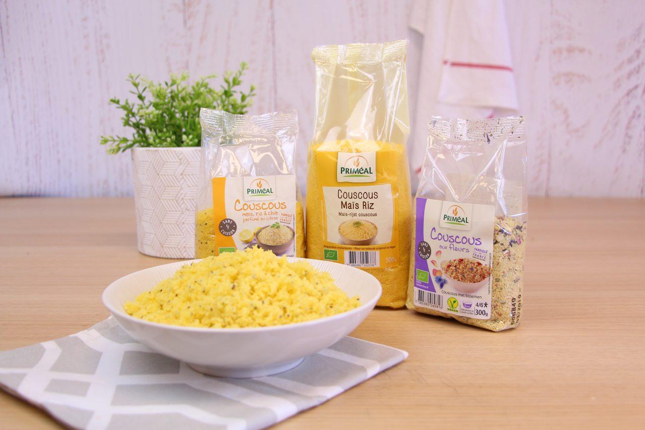 Couscous Bio Priméal