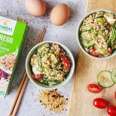 Salade riz à la japonaise bio Priméal