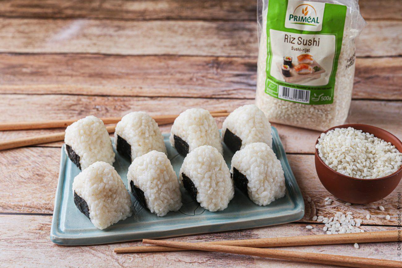 Onigiri végétarien | Recette veggie & simple