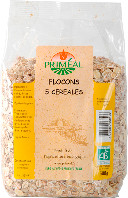 flocons de cereales